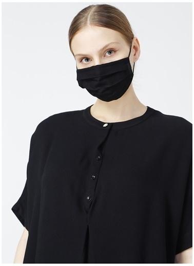 Fabrika Comfort Fabrika Comfort Kıbrıs Siyah Kadın Bluz Siyah